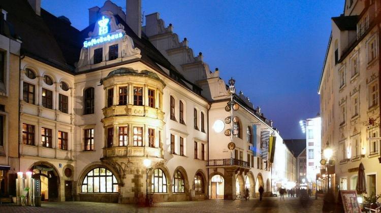 Hofbräuhaus di Monaco di Baviera