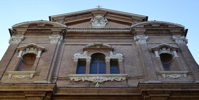 Chiesa di San Giorgio a Reggio Emilia