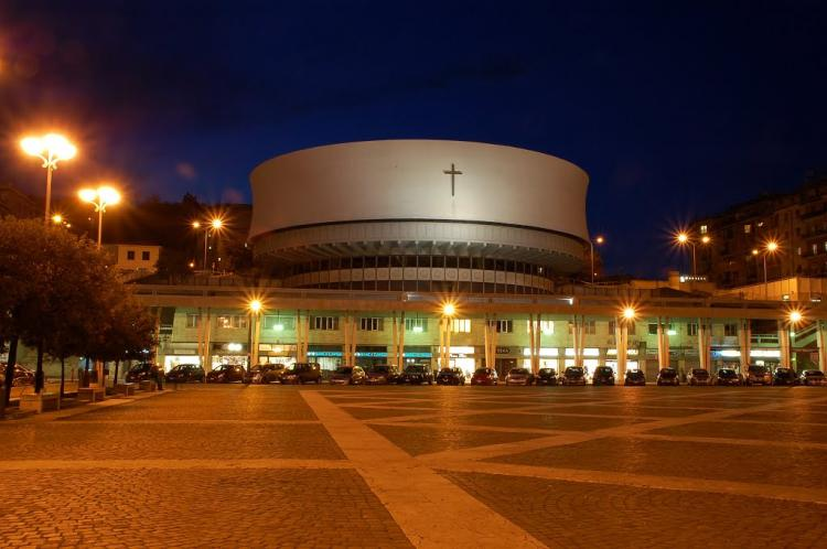 Cattedrale di Cristo Re a La Spezia