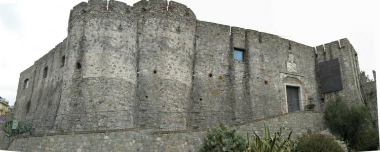 Castello di San Giorgio a La Spezia