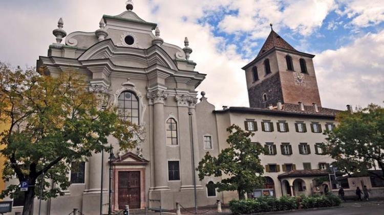 Abbazia di Muri-Gries a Bolzano