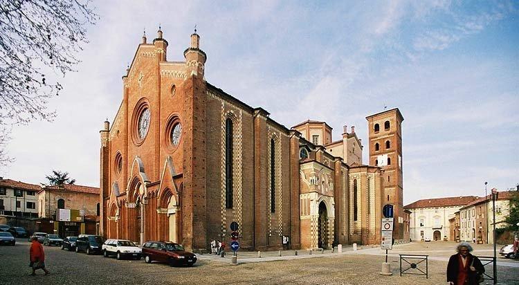 Cattedrale di Santa Maria Assunta e San Gottardo ad Asti