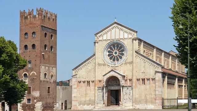 Basilica di San Zeno Maggiore a Verona