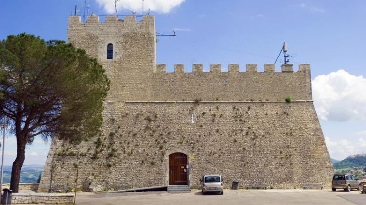 Castello Monforte di Campobasso