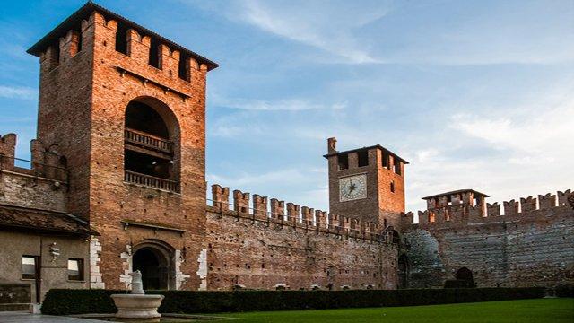 Castelvecchio e Ponte Scaligero a Verona