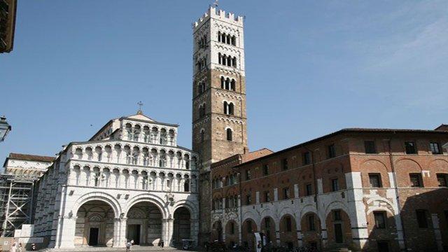 Cattedrale Di San Martino A Lucca Fidelity Viaggi