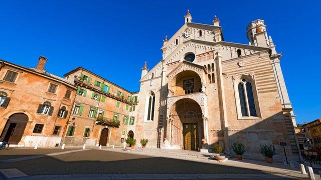 Cattedrale di Santa Maria Matricolare a Verona