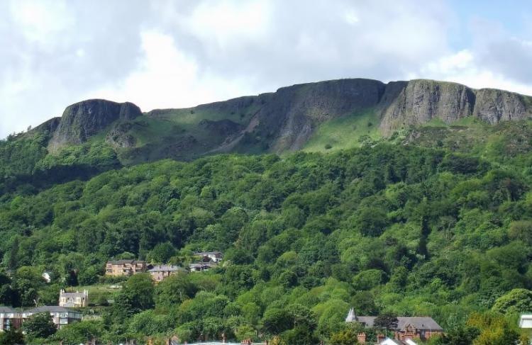 Cavehill a Belfast