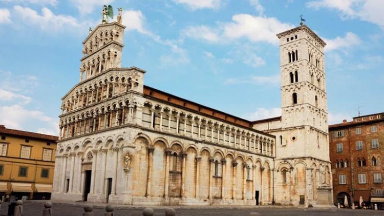 Chiesa di San Michele in Foro a Lucca