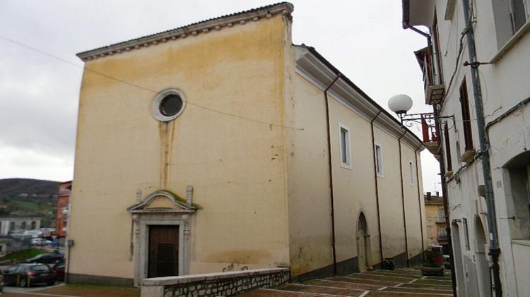 Chiesa di Sant'Antonio Abate a Campobasso