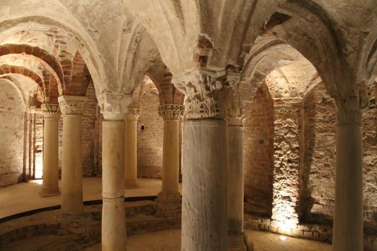 Cripta e Museo di Sant'Anastasio ad Asti