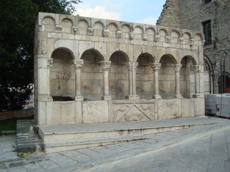 Fontana Fraterna di Isernia