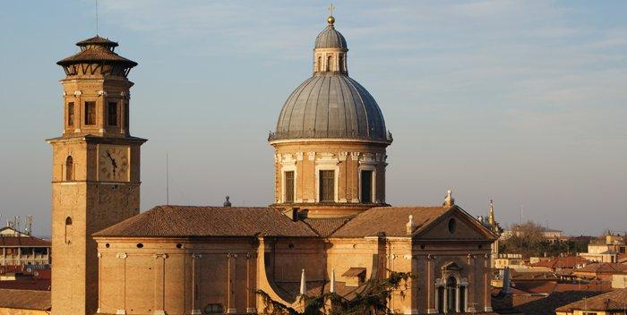 Basilica della Ghiara a Reggio Emilia