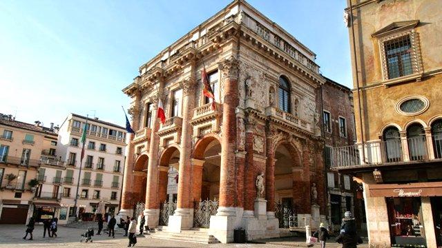 Palazzo del Capitanio a Vicenza