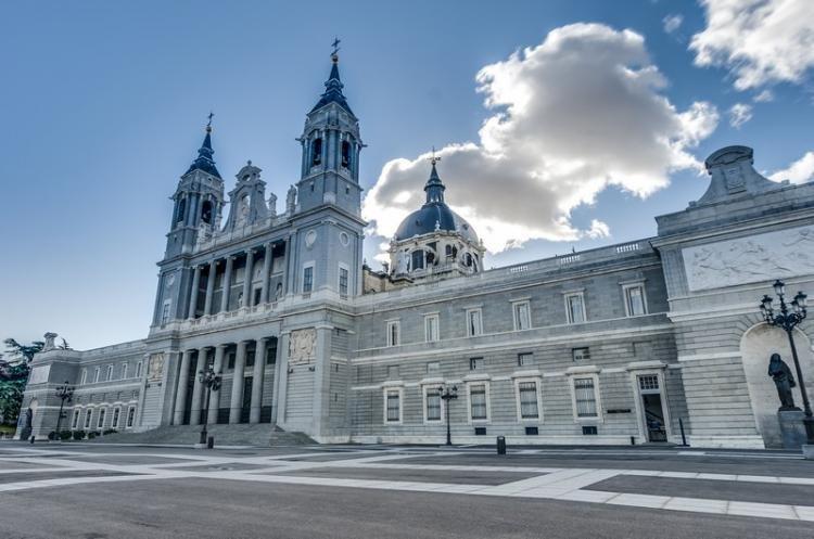 Cattedrale Almudena di Madrid