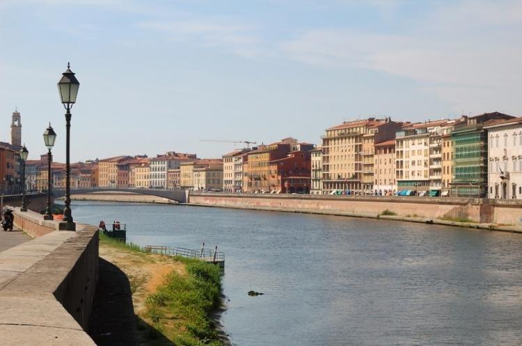 Lungarni di Pisa