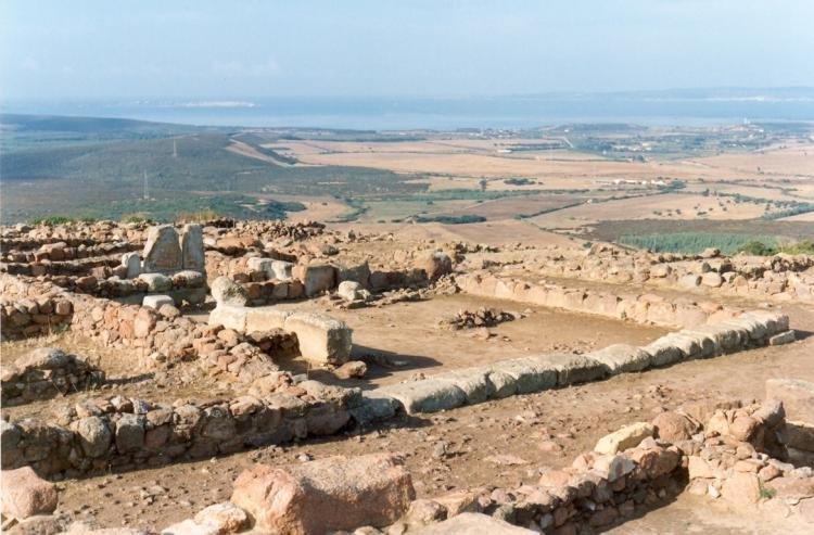 Area archeologica Monte Sirai