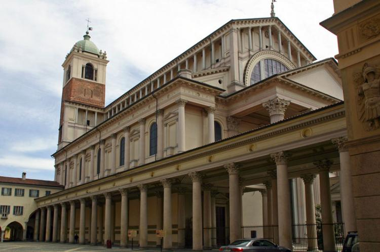 Cattedrale di Santa Maria Assunta a Novara