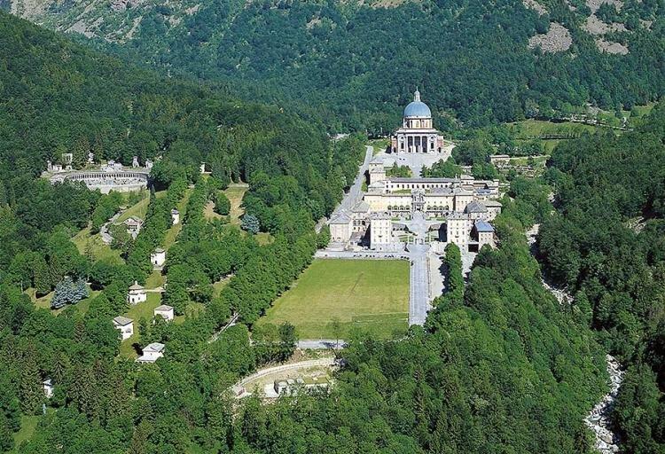 Santuario di Oropa a Biella