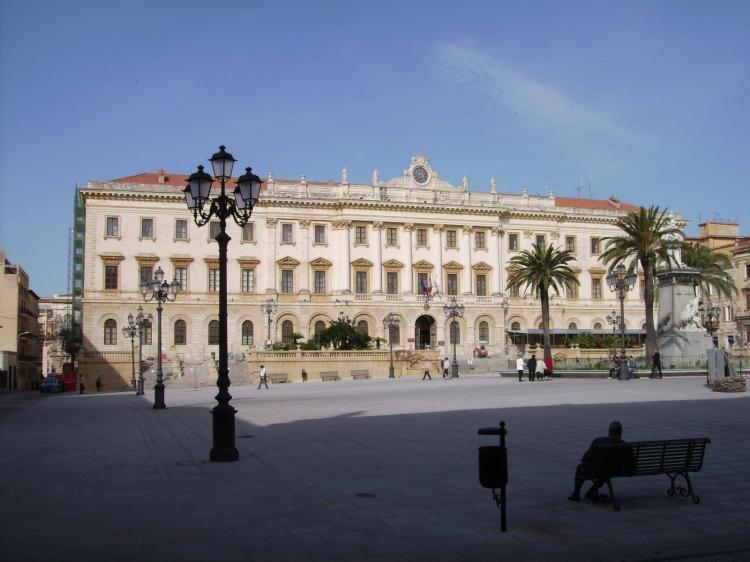 Palazzo della Provincia di Sassari