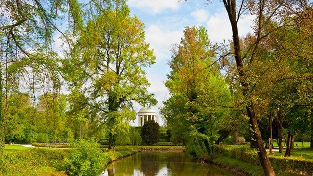 Parco Querini a Vicenza