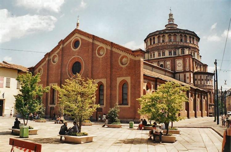 Basilica di Santa Maria delle Grazie di Milano