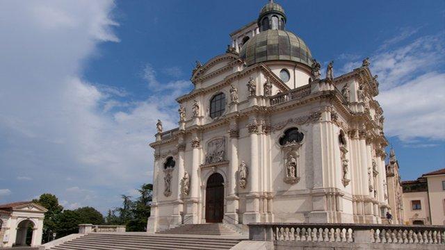 Santuario della Madonna di Monte Berico a Vicenza