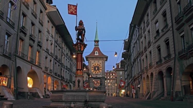 Torre dell'Orologio a Berna
