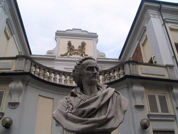 Palazzo Alfieri ad Asti