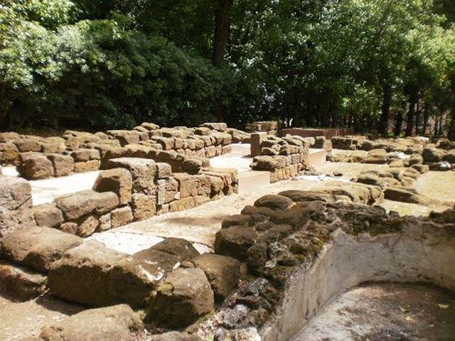 Area Archeologica di Fratte a Salerno
