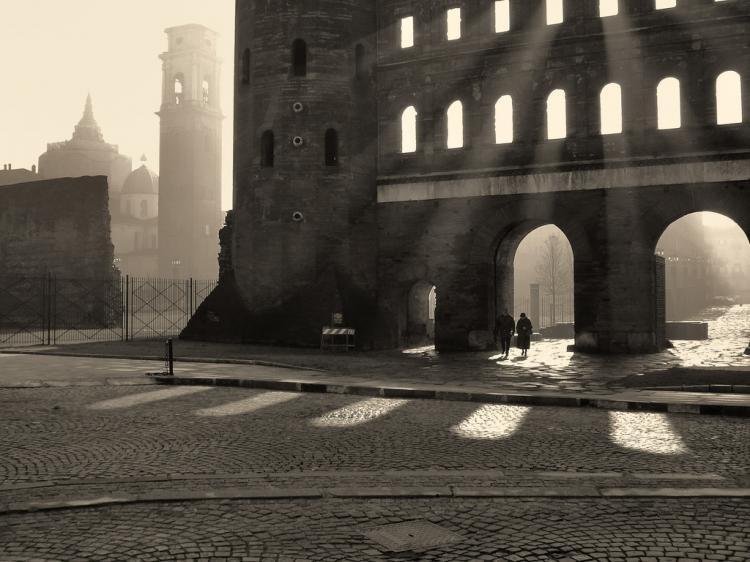 Porta Palatina a Torino