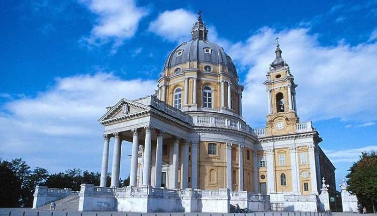 Basilica di Superga a Torino
