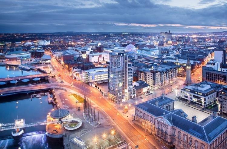 Soggiornare a Belfast