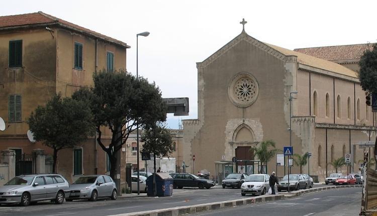 Chiesa di San Francesco d'Assisi a Messina
