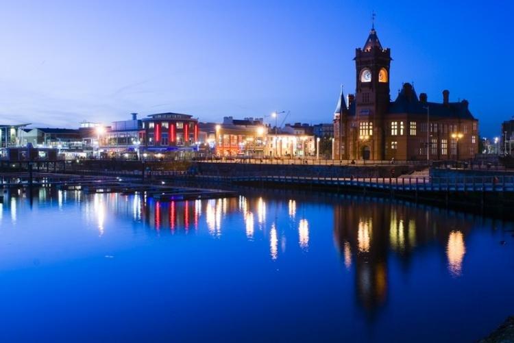 Soggiornare a Cardiff