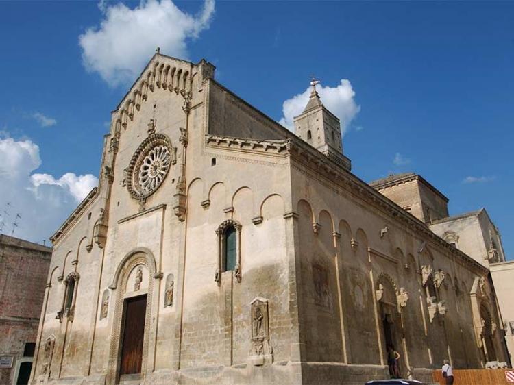 Cattedrale della Madonna della Bruna e di Sant'Eustachio a Matera