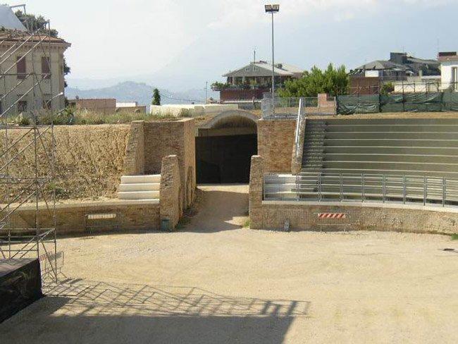 Anfiteatro Romano a Chieti