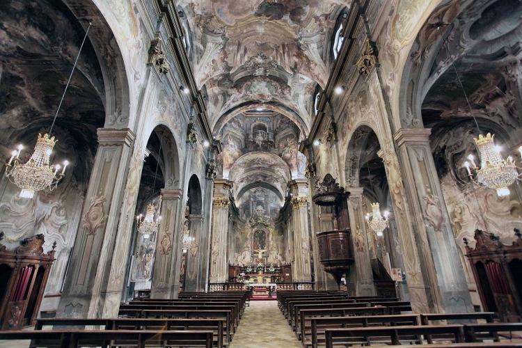 Chiesa di San Cristoforo a Vercelli