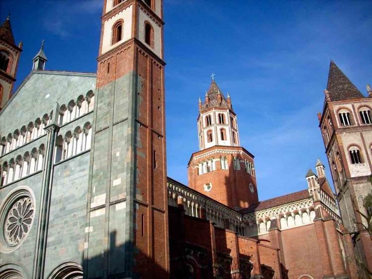 Basilica di Sant'Andrea a Vercelli