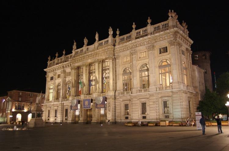 Palazzo Madama e Casaforte degli Acaja a Torino