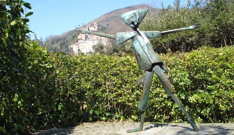 Parco di Pinocchio a Collodi