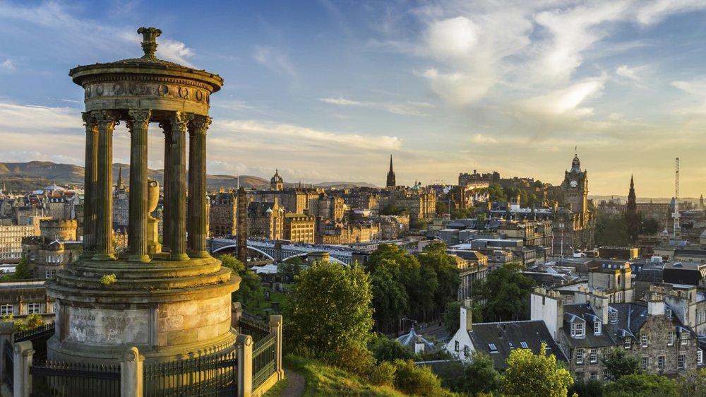 Soggiornare a Edimburgo - Fidelity Viaggi