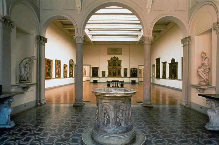 Museo Francesco Borgogna a Vercelli