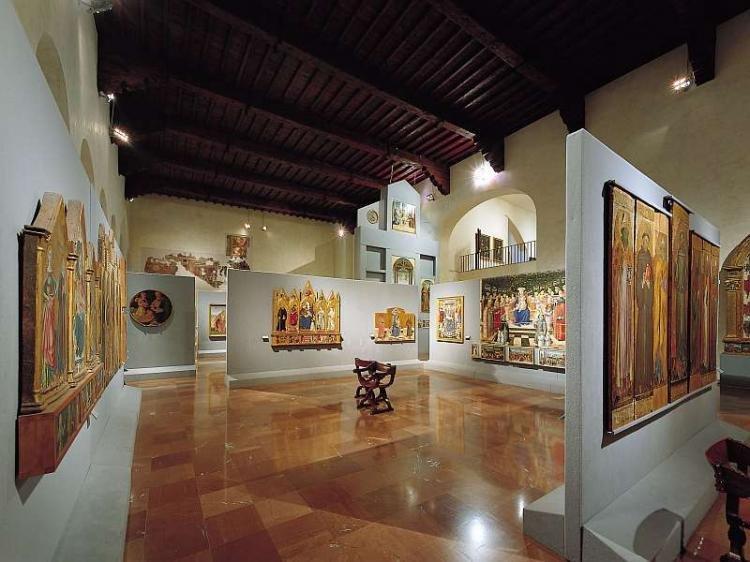 Galleria Nazionale dell'Umbria a Perugia