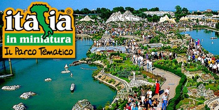 Cartina Dell Italia In Miniatura.Parco Italia In Miniatura A Rimini Fidelity Viaggi