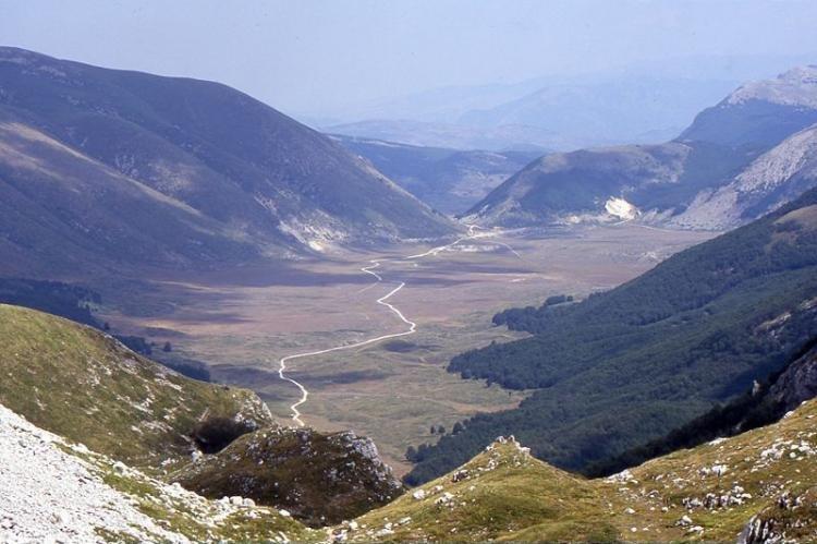 Parco Regionale Naturale del Sirente-Velino a L'Aquila
