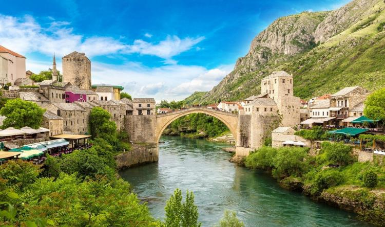 Guida di Mostar