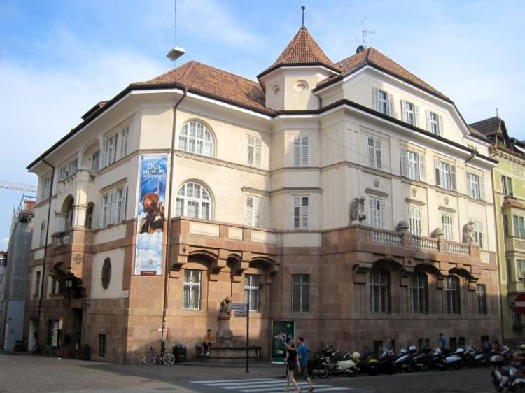 Museo Archeologico dell'Alto Adige a Bolzano