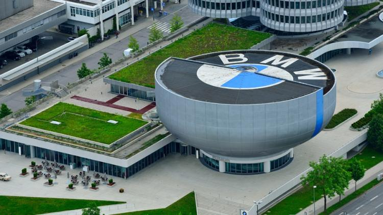 Museo BMW a Monaco di Baviera