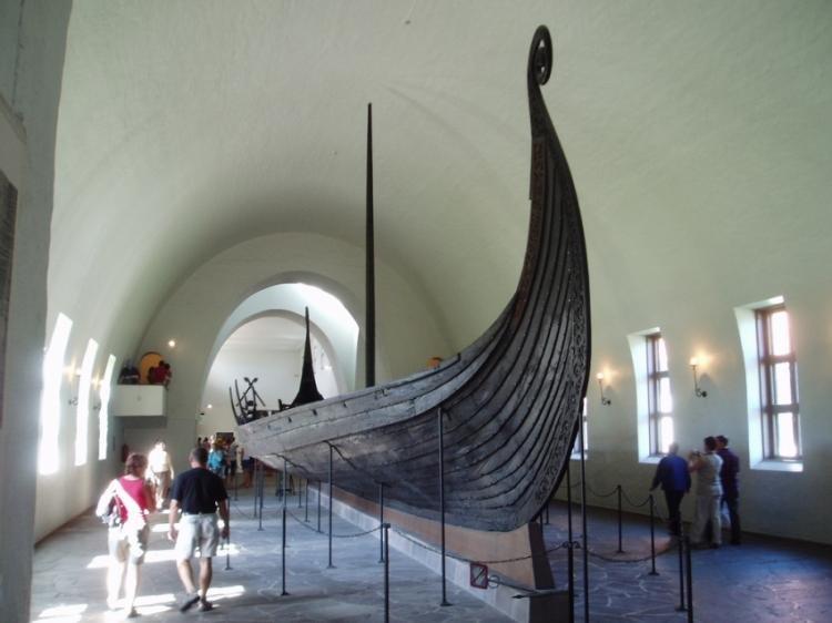 Museo delle Navi Vichinghe a Oslo